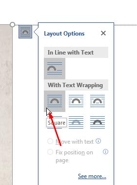 Cara mengelola dan edit gambar di Microsoft Office Word 2019