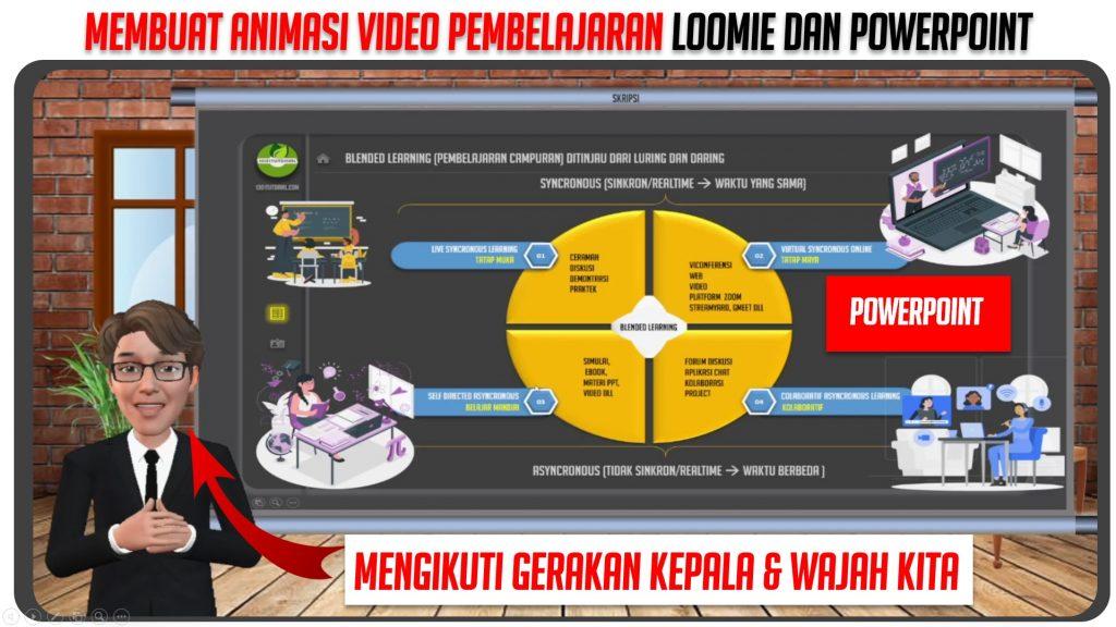 membuat animasi video pembelajaran